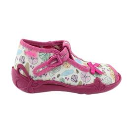 Încălțăminte pentru copii Befado 213P117 roz multicolor 1