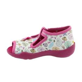Încălțăminte pentru copii Befado 213P117 roz multicolor 3
