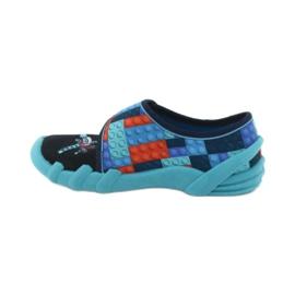 Încălțăminte pentru copii Befado 273X283 albastru marin albastru 4