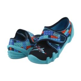 Încălțăminte pentru copii Befado 273X283 albastru marin albastru 6