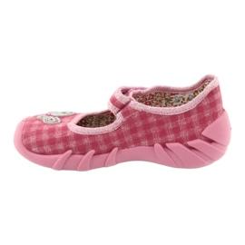 Încălțăminte pentru copii Befado 109P187 roz 3