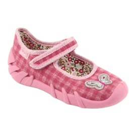 Încălțăminte pentru copii Befado 109P187 roz 2