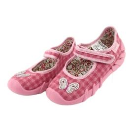 Încălțăminte pentru copii Befado 109P187 roz 4