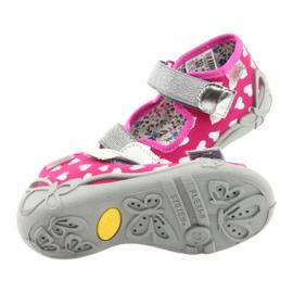 Încălțăminte pentru copii Befado 242P104 roz gri 6