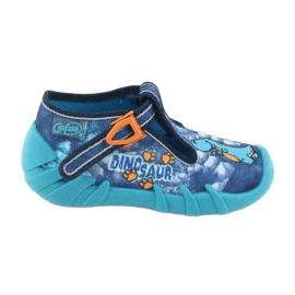Încălțăminte pentru copii Befado 110P353 violet albastru multicolor 1