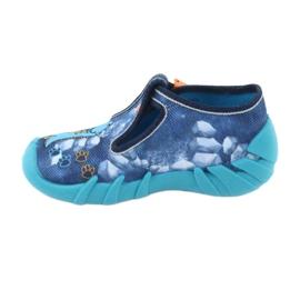 Încălțăminte pentru copii Befado 110P353 violet albastru multicolor 3