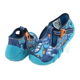 Încălțăminte pentru copii Befado 110P353 violet albastru multicolor 5