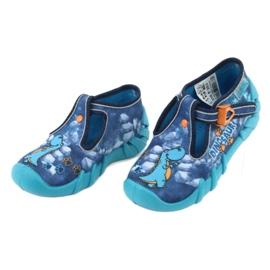 Încălțăminte pentru copii Befado 110P353 violet albastru multicolor 4