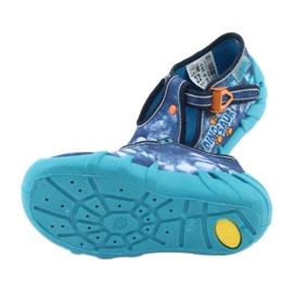 Încălțăminte pentru copii Befado 110P353 violet albastru multicolor 6