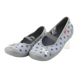 Pantofi de copii de la Befado 116Y230 albastru 3