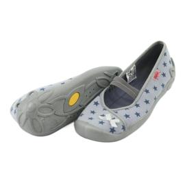 Pantofi de copii de la Befado 116Y230 albastru 4