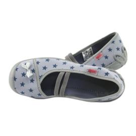 Pantofi de copii de la Befado 116Y230 albastru 5