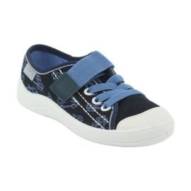 Încălțăminte pentru copii Befado 251X118 albastru marin albastru 2
