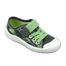 Încălțăminte pentru copii Befado 251X119 gri multicolor verde 3