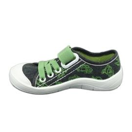 Încălțăminte pentru copii Befado 251X119 gri multicolor verde 4