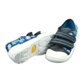 Încălțăminte pentru copii Befado 907P104 albastru gri multicolor 4