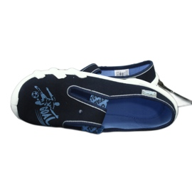 Încălțăminte pentru copii Befado 290Y190 albastru marin 6