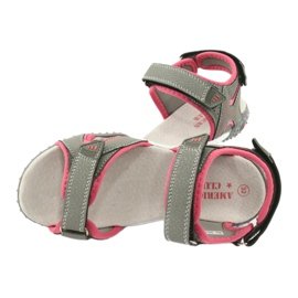American Club RL26 / 20 sandale gri / piersic 4