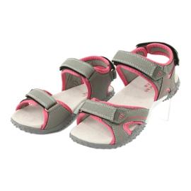 American Club RL26 / 20 sandale gri / piersic 2