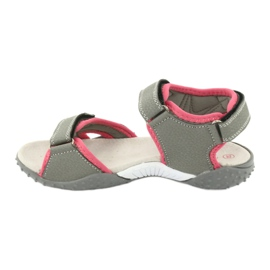 American Club RL26 / 20 sandale gri / piersic 1