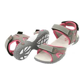 American Club RL26 / 20 sandale gri / piersic 3