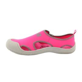 Sandale New Balance Sandal K K2013PKG negru roșu roz gri 1