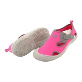 Sandale New Balance Sandal K K2013PKG negru roșu roz gri 3