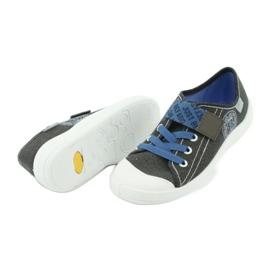 Încălțăminte pentru copii Befado 251Y129 albastru gri 6