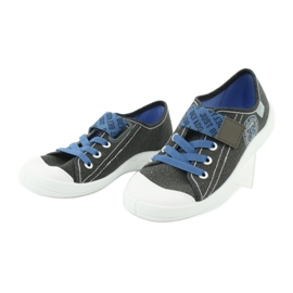 Încălțăminte pentru copii Befado 251Y129 albastru gri 5