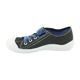 Încălțăminte pentru copii Befado 251Y129 albastru gri 4
