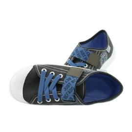 Încălțăminte pentru copii Befado 251Y129 albastru gri 7