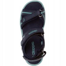 Kappa Breezy Ii K Footwear Jr 260679K 6737 albastru 1