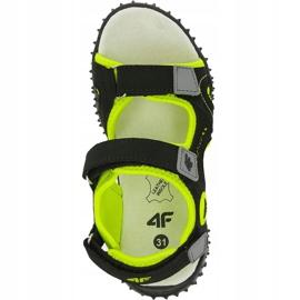 Sandale 4F Jr HJL20 JSAM001 21S negru 1