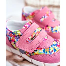 Bartek S.A. Încălțăminte pentru copii pentru fete Roz Bartek T-71949 / S19 2
