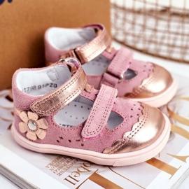Bartek S.A. Sandale pentru copii pentru fete Profilactic Bartek T-81798-7 / 91P roz 1