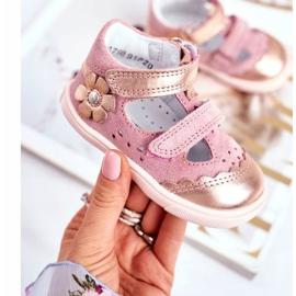 Bartek S.A. Sandale pentru copii pentru fete Profilactic Bartek T-81798-7 / 91P roz 3