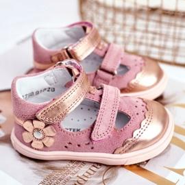 Bartek S.A. Sandale pentru copii pentru fete Profilactic Bartek T-81798-7 / 91P roz 2
