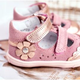 Bartek S.A. Sandale pentru copii pentru fete Profilactic Bartek T-81798-7 / 91P roz 5
