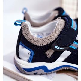 Bartek S.A. Sandale pentru copii pentru băieți Profilactic Bartek T-16176-7 / 0KP albastru marin 5