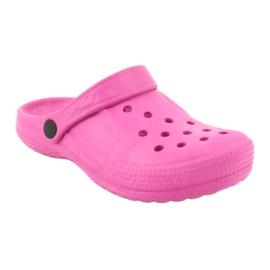 Pantofi pentru copii Befado roz 159Y001 2