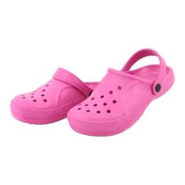 Pantofi pentru copii Befado roz 159Y001 4