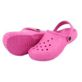Pantofi pentru copii Befado roz 159Y001 5