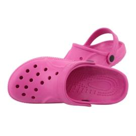 Pantofi pentru copii Befado roz 159Y001 6