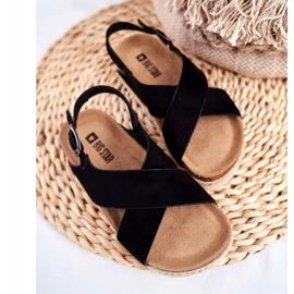 Sandale copii Big Star Black FF374168 negru 4