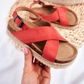 Sandale copii Big Star Koral FF374171 roz 2