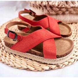Sandale copii Big Star Koral FF374171 roz 1