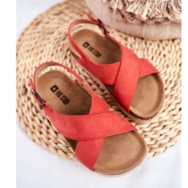 Sandale copii Big Star Koral FF374171 roz 3