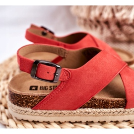 Sandale copii Big Star Koral FF374171 roz 4