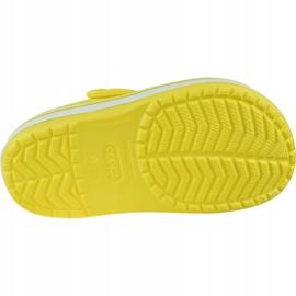 Crocs Crocband Clog K Jr 204537-7C1 negru 3