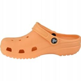Crocs Crocband Clog K Jr 204536-801 portocale 1